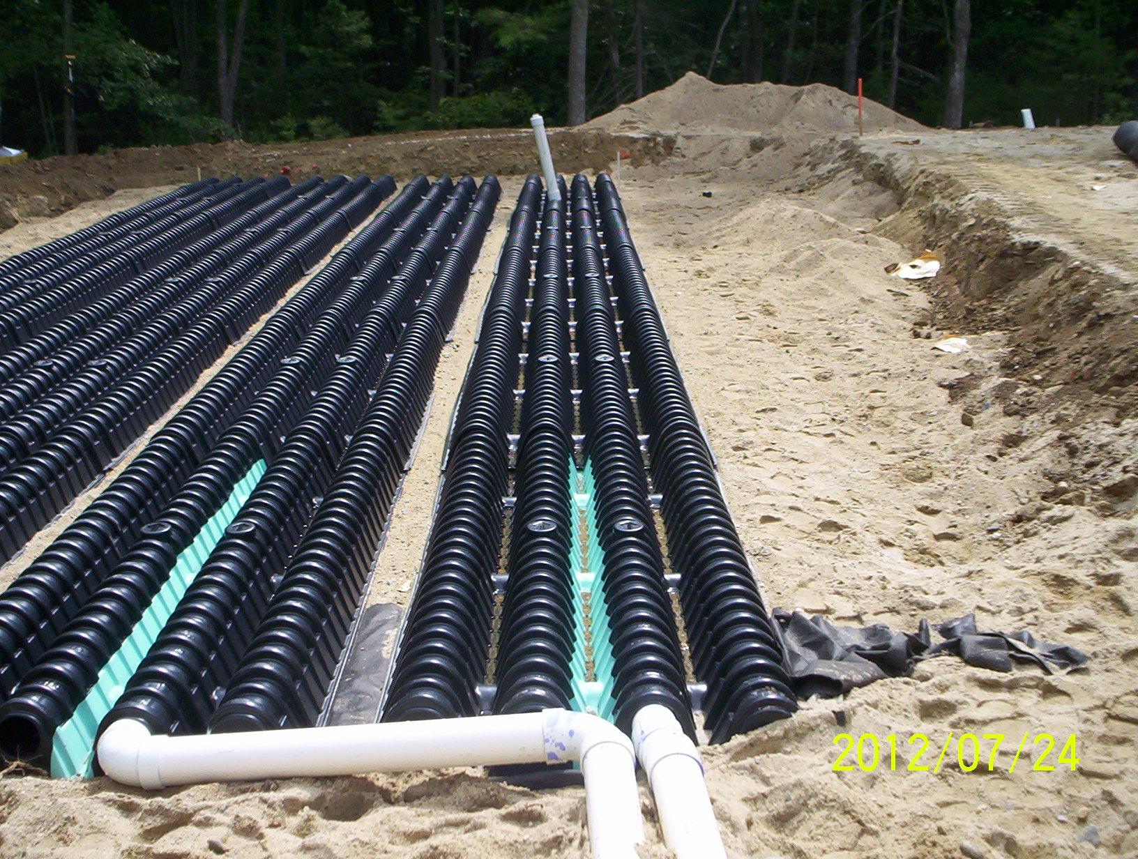 Soil absorption systems stamski and mcnary inc for Soil as a system